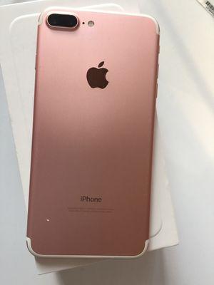 iPhone 7 Plus, Factory UNLOCKE, Excellent Condition. for Sale in VA, US