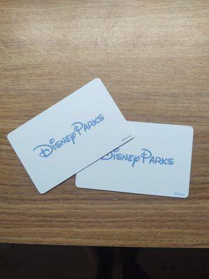 Disney park tickets for Sale in Orlando, FL