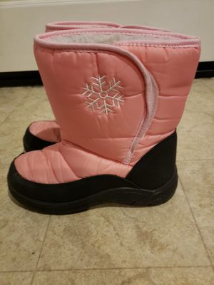 Girls snow boots for Sale in Sacramento, CA