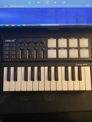 Worlde Panda Midi Keyboard for Sale in Murfreesboro, TN