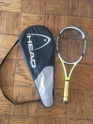 Tennis racket with bag for Sale in New York, NY
