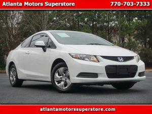 2013 Honda Civic Cpe for Sale in Union City, GA