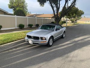 2009 Ford Mustang convertible for Sale in Anaheim, CA