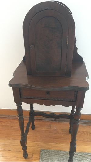 Antique telephone cabinet for Sale in Hinsdale, IL