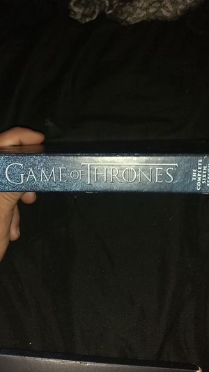 Game of thrones season 6 for Sale in Tumwater, WA