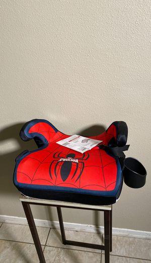 Spider-Man booster car seat for Sale in Clovis, CA