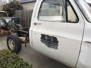 c10 c20 c30 GMC/Chevy truck parts for Sale in Tulare, CA