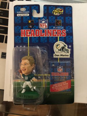 NFL headliners Figure - Dan Marino for Sale in Hollywood, FL