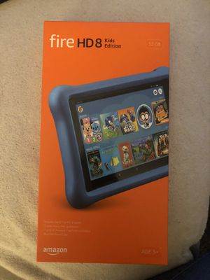 Brand new in the box Kindle fire HD 8 32GB for Sale in Tacoma, WA