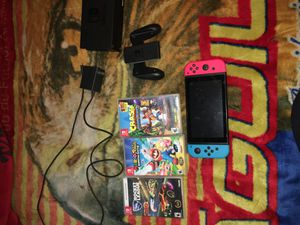 The Nintendo is all good it works really well and I'll give you a discount if you text me for Sale in Columbus, OH