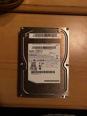500gb Hard Drive, 1gb ddr2 pc2 ram, iMac screen inverter for Sale in Gulf Breeze, FL