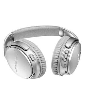 BOSE QC 35 II Noise Cancelling Headphones Silver New In Box for Sale in Scottsdale, AZ