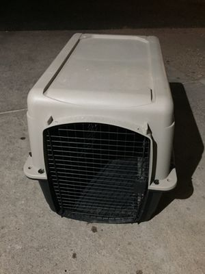 Dog kennel crate LG for Sale in Phoenix, AZ