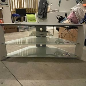 Tv Stand With Shelving for Sale in Wake Forest, NC