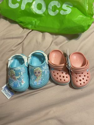 toddles Crocs for Sale in Hyattsville, MD