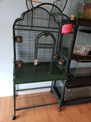 Cages and birds supply for Sale in Tampa, FL