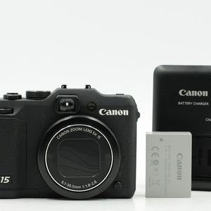 Canon G15, With Canon Battery & Charger for Sale in Kingsburg, CA