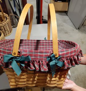 Longaberger Basket for Sale in Milford, MA
