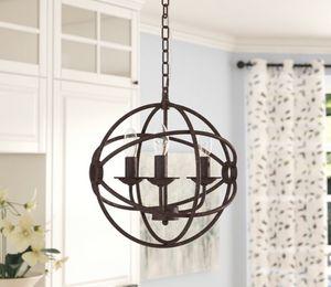 Globe chandelier for Sale in Sterling, VA