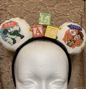 Toy Story Mickey Ears, mouse ears for Sale in Okeechobee, FL