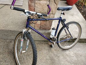 Gary Fisher 21 speed mountain bike Rides great $100 cash price firm for Sale in Portland, OR