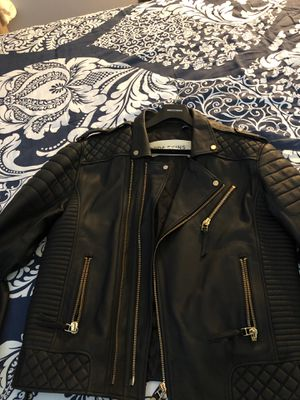 Boda skin leather jacket for Sale in Gaithersburg, MD