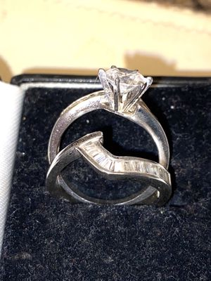 Vintage ring set for Sale in Edgewood, WA