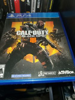 Ps4 Black Ops 3 for Sale in San Angelo,  TX