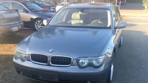 2003 bmw 745i for Sale in Puyallup, WA