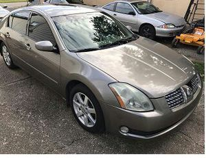 SELLING*NISSAN*MAXIMA for Sale in Charlotte, NC