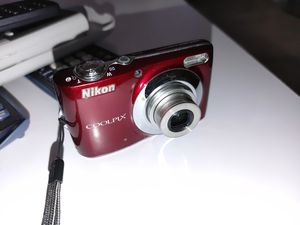 Nikon COOLPIX 6X Optical Zoom. Great Quality Digital Camera. Works with Regular AA Batteries. $15 for Sale in Colton, CA