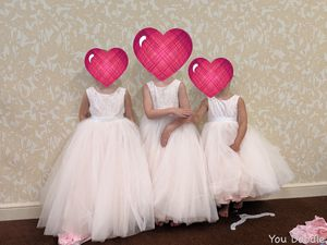 5T David's bridal flower girl dress for Sale in Broadview Heights, OH