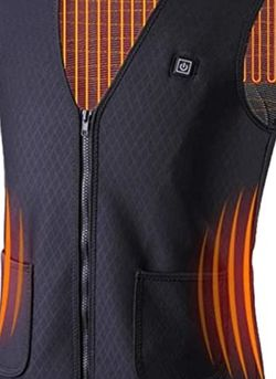 Heated Vest for Men and Women for Sale in Barstow,  CA