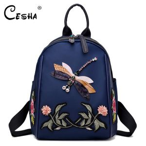 Colorful Embroidered Women's Or Girl's Everyday Backpack for Sale in Norwalk, CA