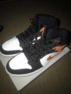 "Air Jordan 1 Mid ""Shattered Backboard"" (Size 12.5) for Sale in Hanover Park, IL"