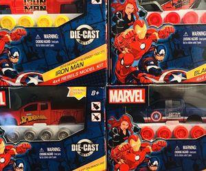 Marvel 4x4 Rebels Model Kit Lot Of 4 for Sale in East Providence,  RI