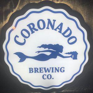 Coronado beer light for Sale in Anaheim, CA