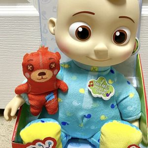 "Cocomelon Musical JJ BEDTIME JJ 10"" SOFT PLUSH DOLL BRAND NEW for Sale in San Antonio, TX"