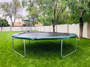 High-end trampoline the best! for Sale in Heber, AZ