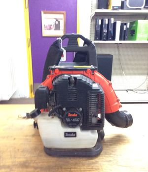 Tanaka backpack leaf blower for Sale in Golden, CO