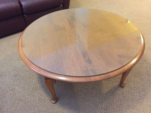 Coffee table Ethan Allen for Sale in Nevis, MN