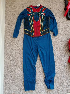 Spiderman Halloween costume size medium for Sale in Frisco, TX