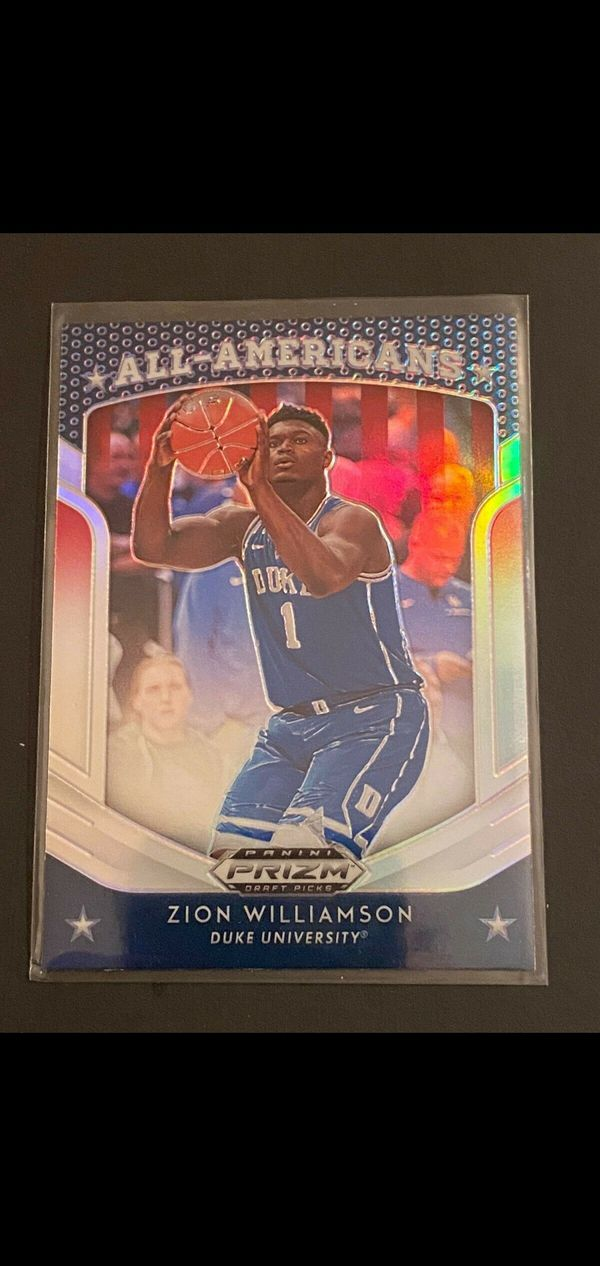 Zion Williamson Rookie Lot