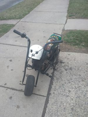 Vox fully built motor best offer will sale roller or trade need a bigger bike no low ballers I have over 500 invested in it looking for a baja for Sale in Detroit, MI