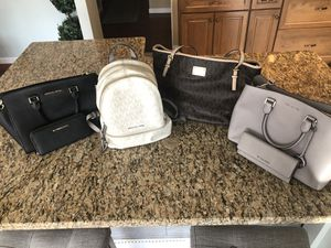 Michael Kors Handbags and Wallets for Sale in Seaford, NY