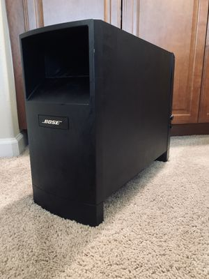 BOSE Acoustimass 6 Series III Subwoofer Module for Sale in Boulder, CO