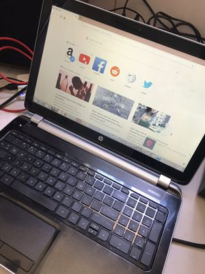 hp pavilion ts 15 notebook pc (TOUCHSCREEN) for Sale in Fontana, CA