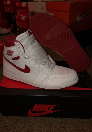 "DS Jordan Retro 1 ""Metallic Red's 2017"" Size's: 13-14 $125 for Sale in Pittsburgh, PA"