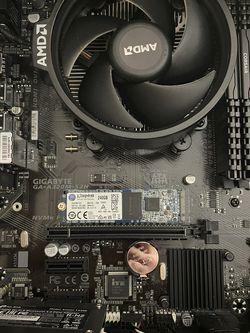 CPU, Ram, Storage, PSU, WiFi Card Combo for Sale in Corona,  CA