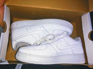 Air forces Used couple times for Sale in Modesto, CA